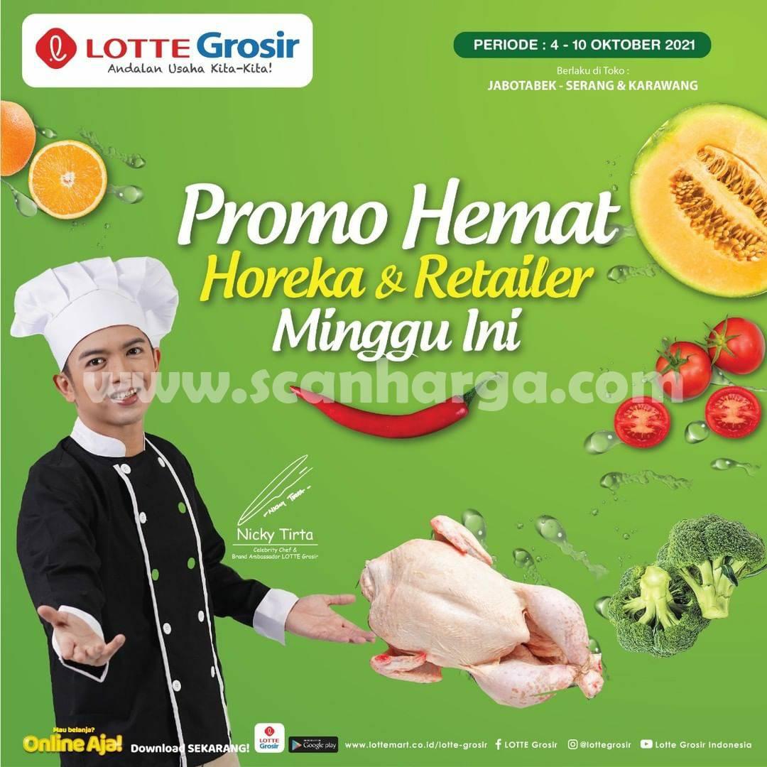 LOTTE GROSIR Promo HEMAT MINGGU INI 04 - 10 Oktober 2021
