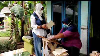 Isteri Anggota Koramil 06 Kemangkon Akui Ekonomi Mulai Membaik