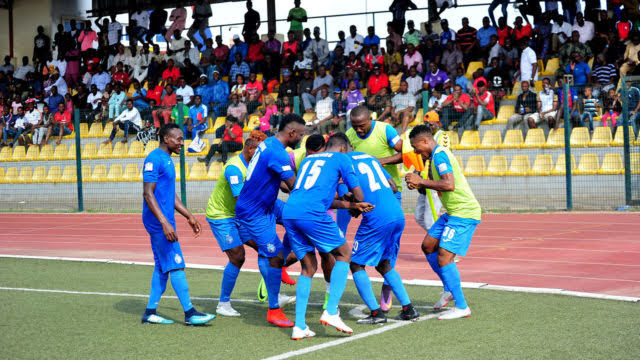 Enyimba Deserves to Savour the Moment After Away Win, But Not Yet Time to Celebrate - Finish George