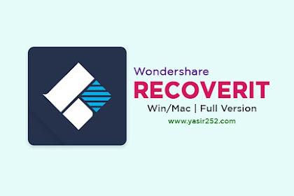 Wondershare Recoverit v10.0.3 (Win/Mac)