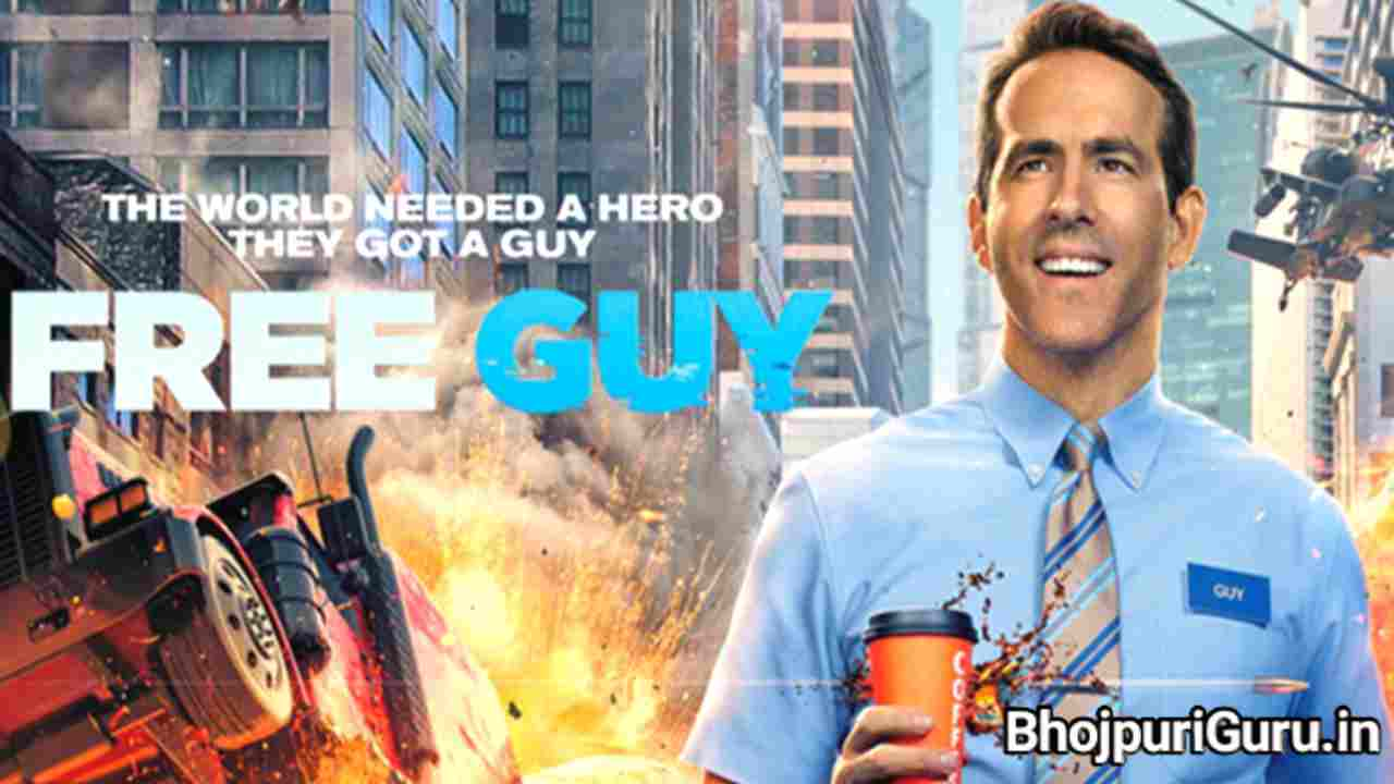 Free Guy Movie Release Date In India Hotstar