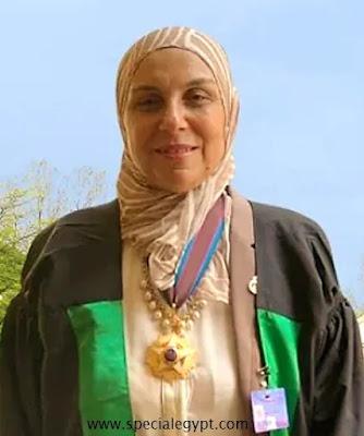 الدكتوره مها زكى استاذ الوراثة الاكلينيكية بالمركز القومى للبحوث
