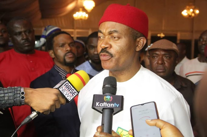 """Anambra 2021: """"If Youths Are Adequately Empowered, They Will Not Take Arms"""" - Maduka"""