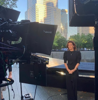 Stephanie Ruhle in-front of camera