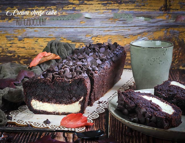 cake chocolat cheesecake
