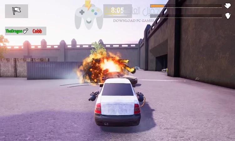 تحميل لعبة السيارات War Race للكمبيوتر