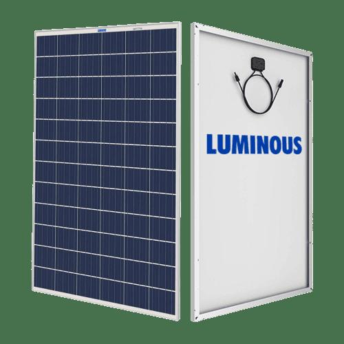 Luminous 105 watt Solar Panel | Best Solar Panel For Home