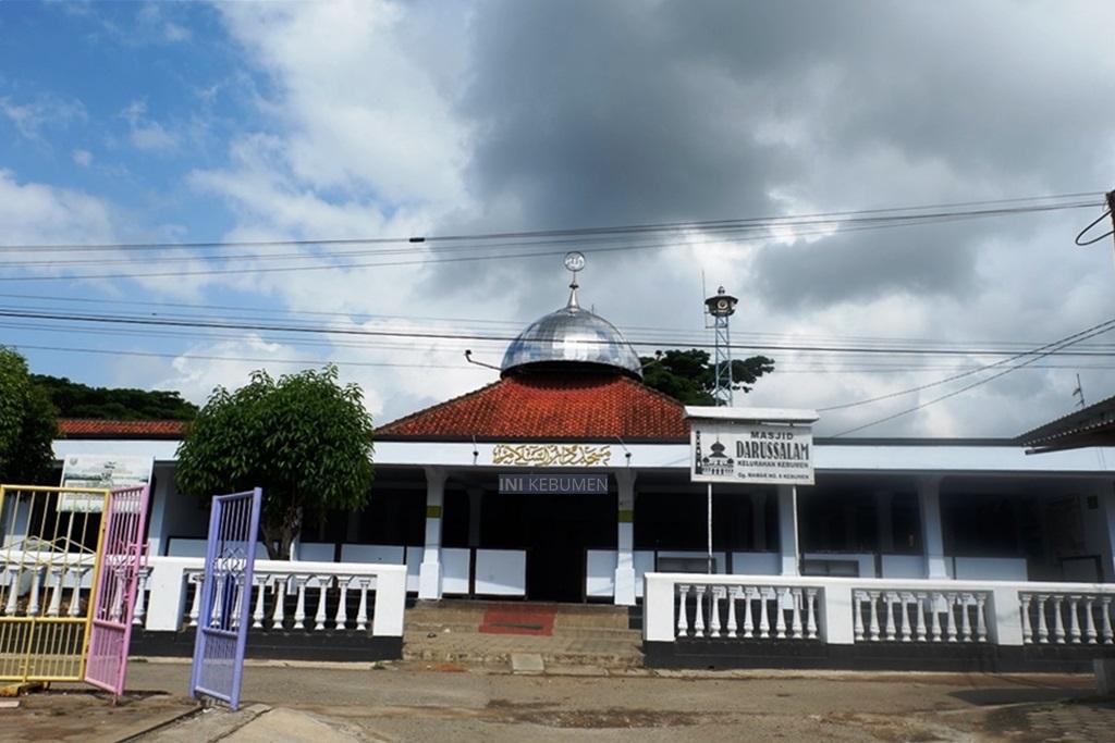 Wisata Warisan Sejarah Kebumen Tanpa Dua Masjid Bersejarah