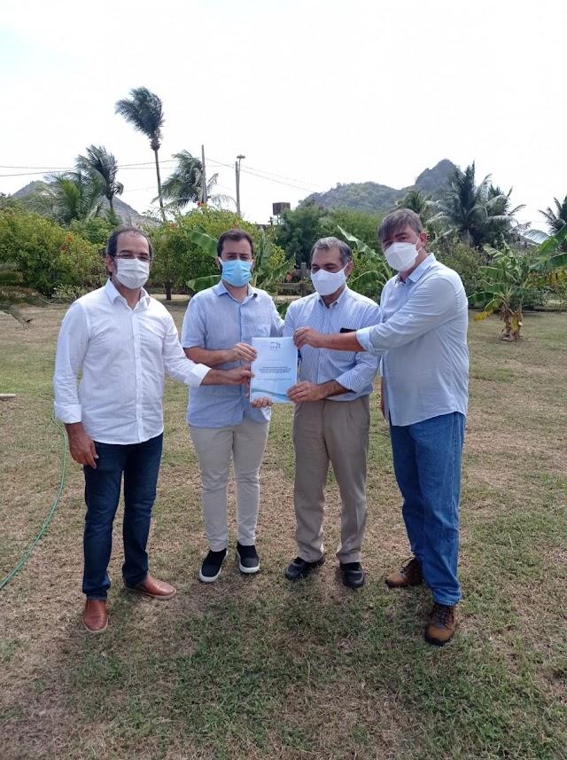 Ilha de Fernando de Noronha terá Plano de Gestão Sustentável Integrada