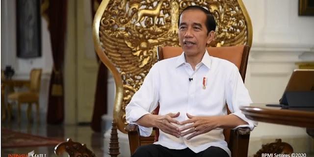 Puan Maharani Atau Ganjar Pranowo, Jokowi Main Di Akhir