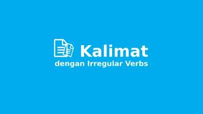 Irregular Verb Bahasa Inggris