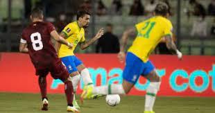 موعد مباراة البرازيل وفنزويلا اليوم 08-10-2021 في تصفيات كاس العالم