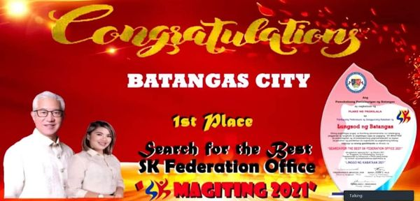 Batangas City SK Federation, Best SK Federation Office in Batangas