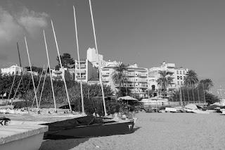 Fotografia a blanco y negro