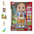 CoComelon Deluxe Interactive JJ Doll With Songs and Sounds Plus Accessories $24.84 + Free Pickup at Walmart.