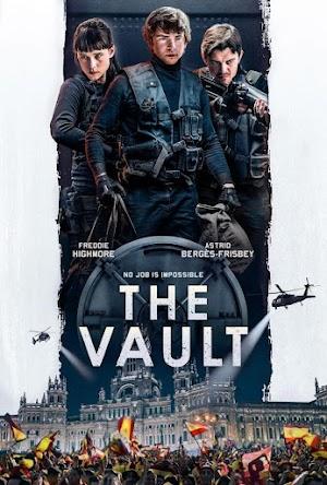 The Vault 2021 WEB-DL 1080p Latino Descargar