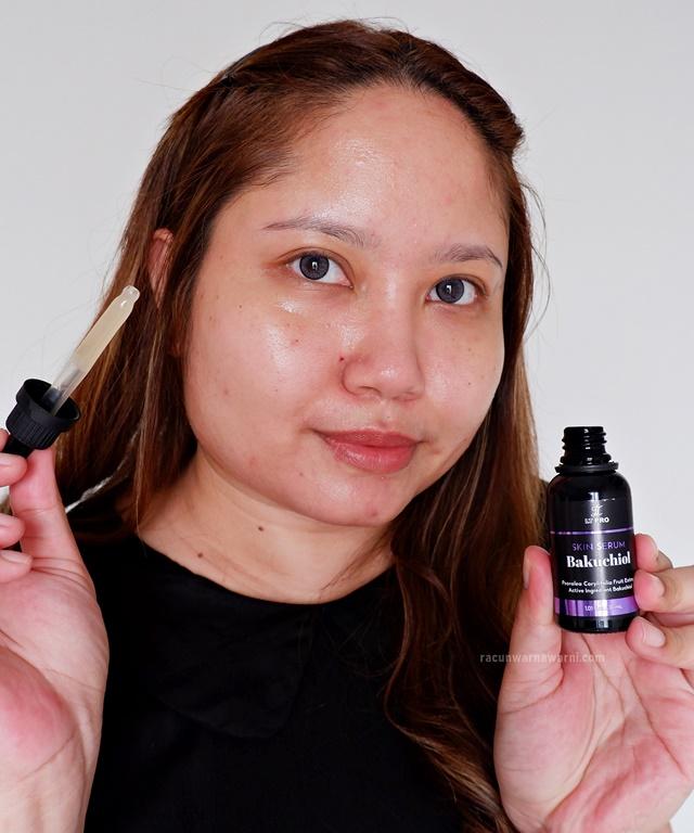 Review LT Pro Skin Serum Bakuchiol