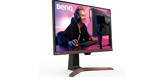 BenQ EW2880U: Màn hình 28 inch và 4K được công bố với kết nối USB Type-C 60 W