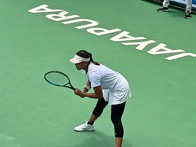 Atlet Tenis Putri Papua dan Jatim Siap Bertarung di Semifinal Nomor Tunggal.lelemuku.com.jpg