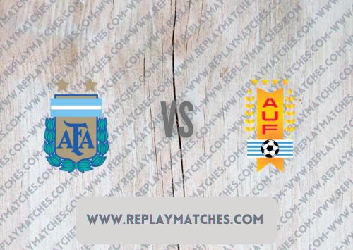Argentina vs Uruguay Full Match & Highlights 11 October 2021