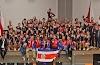 COSTA RICA: Campeones Mundiales de Porrismo