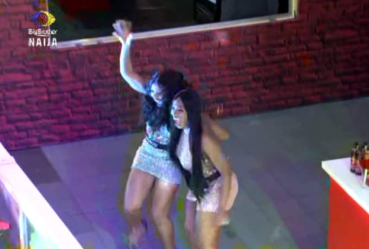 BBNaija Week 10: 15 lovely pictures from final Saturday's night party