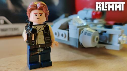 Han Solo schaut ernst - DAS KLEMMT