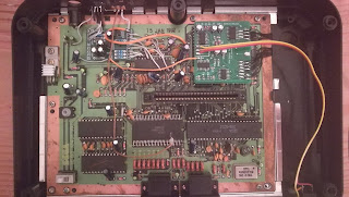 Master System 2 mainboard
