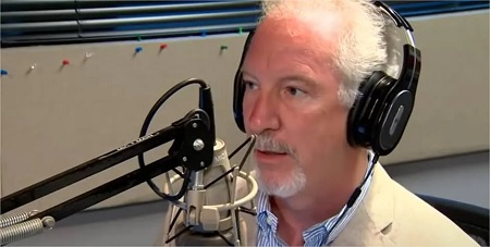 American radio host Phil Valentine who refused to be vaccinated died of Covid-19