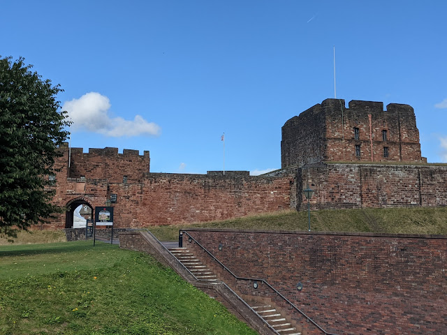 An Alternative Day Out in Cumbria | Ideas for Places to Visit  - Carlisle Castle
