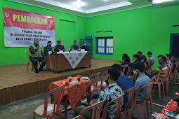 Hadiri Rapat Karang Taruna, Babinsa Wonosari Ajak Para Pemuda Berkontribusi Membangun Desa dan Cegah Covid-19