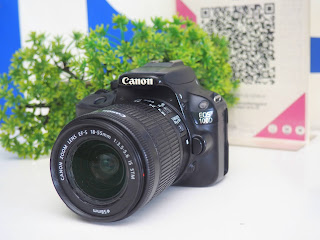 Kamera Second Canon EOS 100D