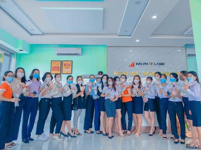 Công ty Hải Phát Land Bình Thuận tuyển dụng gấp 10 bạn làm bất động sản tại Phan Thiết.