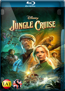 Jungle Cruise (2021) REMUX 1080P LATINO/INGLES