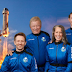 Jeff Bezos 'Blue Origin' spacecraft carrying 'Star Trek' actor William Shatner successfully launch to space and back to earth