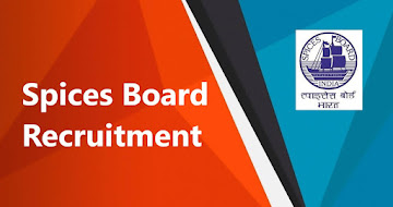 Spices Board Recruitment 2021 – 36 Spice Extension Trainee Vacancy