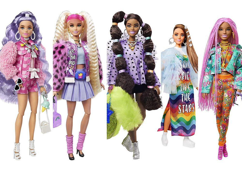 Barbie Extra Wave 2