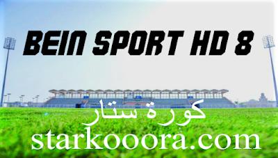 قناة بي ان سبورت 8 اتش دي بث مباشر بدون تقطيع كورة ستار beIN Sport 8 HD