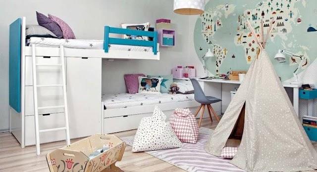Όλα όσα θα χρειαστείτε για το παιδικό δωμάτιο