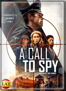Llamadas a Espiar (2020) DVDRIP LATINO