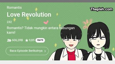 Love Revolution Naver