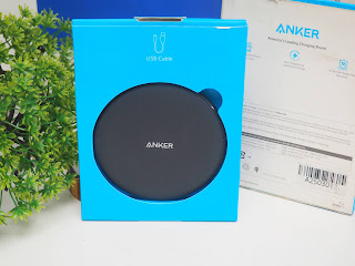 Wireles Charger Anker PowerWave Pad A2503