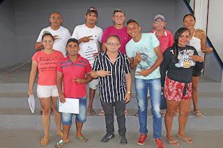 Prefeitura de Bom Jardim define o inicio do campeonato bonjardinense de futebol amador.