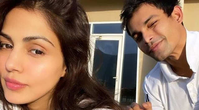 Rhea Chakraborty is all about 'resilience' as she shares a selfie with brother Showik, check out her post.