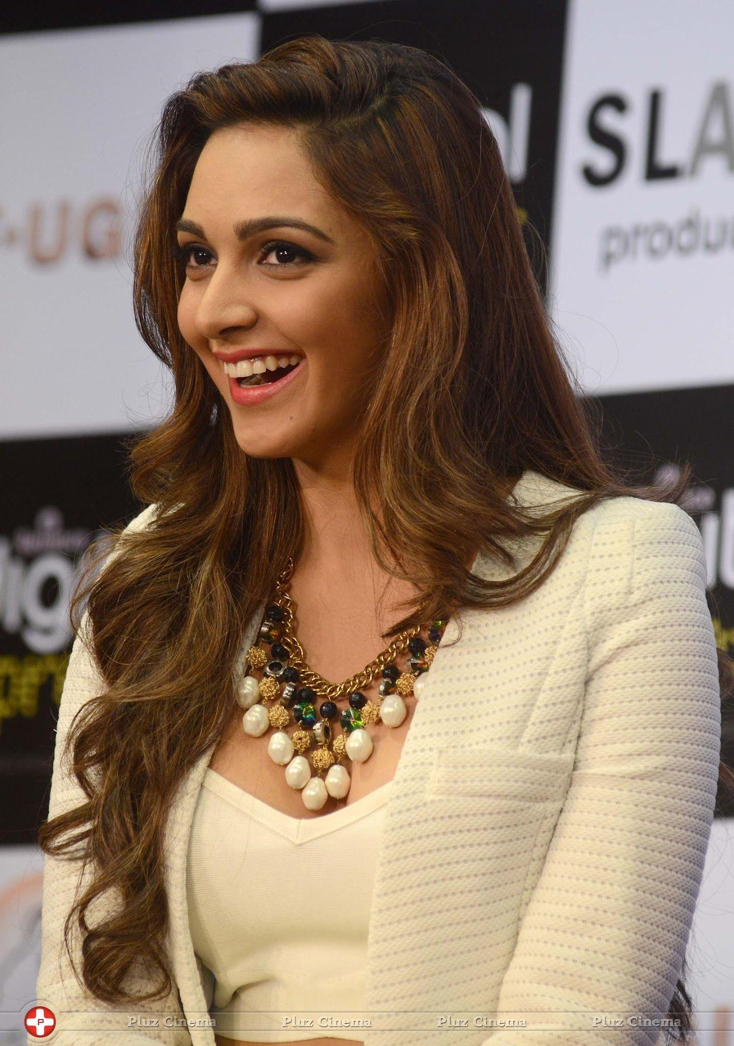 Kiara Advani Smile