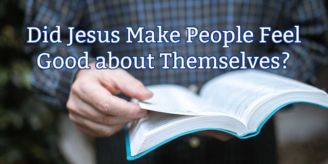 """People often talk about the popularity of Christ without understanding His actual """"reputation"""" with the majority of people who met Him."""