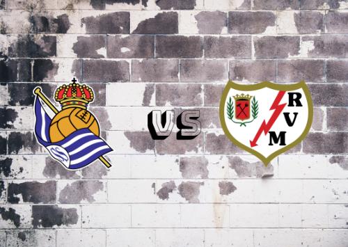 Real Sociedad vs Rayo Vallecano  Resumen
