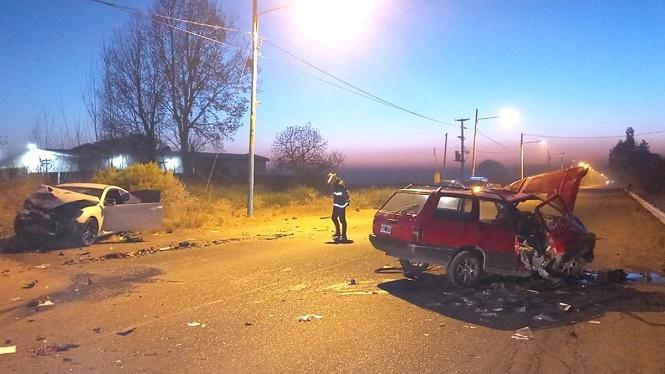 Otro muerto por el accidente en San Carlos