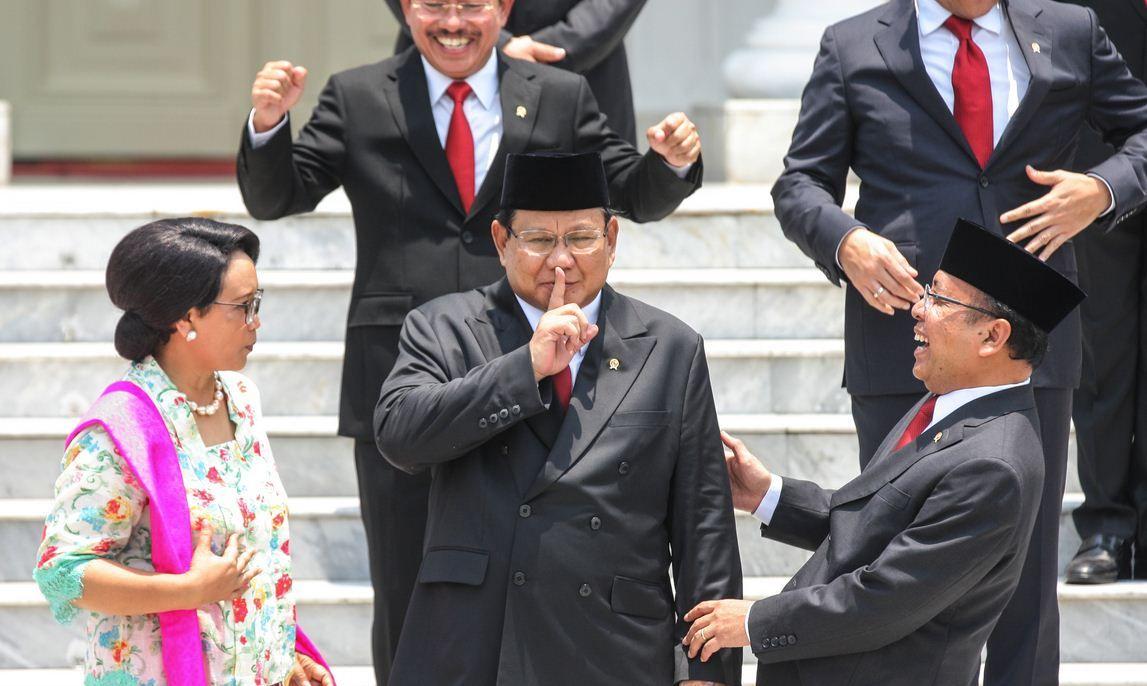 Alasan Prabowo Ikut Pilpres Untuk Keempat Kali