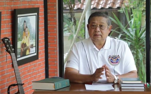 Ada Pengusaha Nasional Bujuk SBY agar Moeldoko jadi Presiden